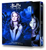 Buffy the Vampire Slayer - The Complete First Season - movie DVD cover picture