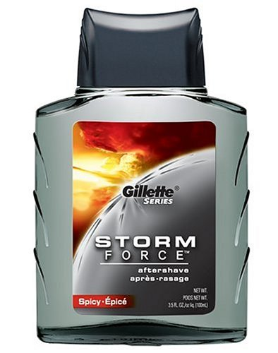 gillette after shave splash how to use