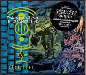 Napalm Death - Diatribes - Zortam Music
