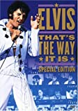 Elvis - That's the Way It Is (Special Edition) - movie DVD cover picture