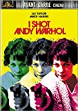 I Shot Andy Warhol - movie DVD cover picture