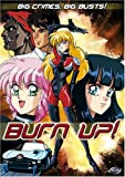 Burn Up Vol 1 - movie DVD cover picture