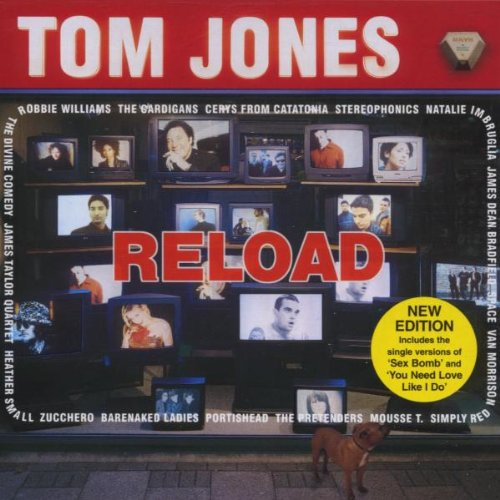 Tom Jones - Reload - Zortam Music