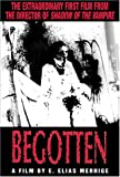 Begotten - movie DVD cover picture