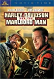 Harley Davidson and the Marlboro Man - movie DVD cover picture