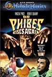 Dr. Phibes Rises Again! - movie DVD cover picture