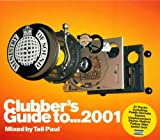 Album cover for Clubber's Guide to 2001