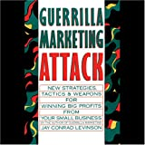 Buy Guerrilla Marketing Attack from Amazon