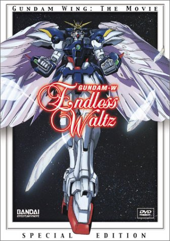 Anime Gundam Wing on Gundam Wing The Movie   Endless Waltz  Special Edition