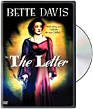 The Letter - movie DVD cover picture