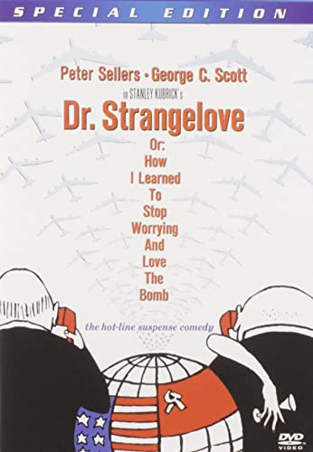 Dr. Strangelove or: How I Learned to Stop Worrying and Love the Bomb / Доктор по прозвищу ''странная любовь'' (1964)