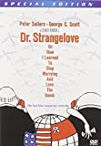 Get Dr. Strangelove or How I Learned to Stop Worrying and Love the Bomb on DVD