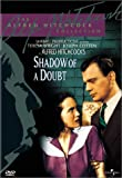 Shadow of a Doubt - movie DVD cover picture