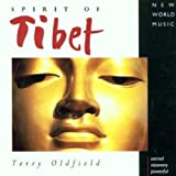 Album cover for Spirit of Tibet