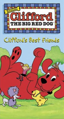 Clifford The Big Red Dog A New Friend