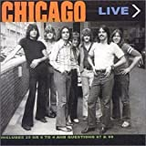 Cubierta del álbum de 25 or 6 to 4 (Chicago Live)