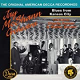 Cubierta del álbum de Blues From Kansas City