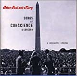 Album cover for Songs of Conscience & Concern