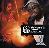 Album cover for Welcome 2 Detroit