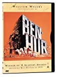 Ben-Hur - movie DVD cover picture
