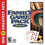 Family Game Pack (Jewel Case)