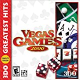 Vegas Games 2000 (Jewel Case)