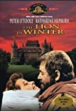 The Lion in Winter - movie DVD cover picture