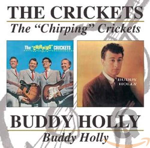 The Chirping Crickets/Buddy Holly