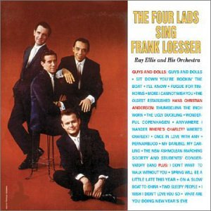 The Four Lads Sing Frank Loesser