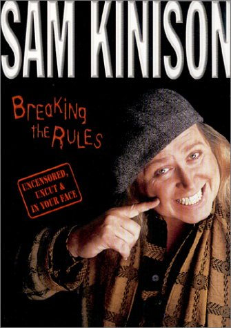 Sam Kinison:  Breaking the Rules