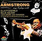 Albumcover für Sings and Plays with Ella Fitzgerald, Billie Holiday