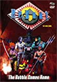 Reboot - Season III, Vol. 4: The Battle Comes Home - movie DVD cover picture