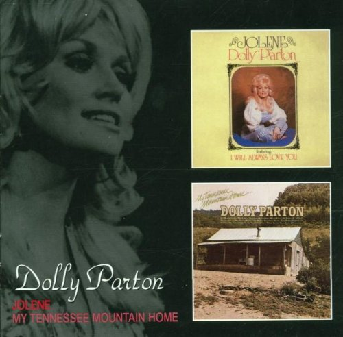 CD-Cover: Dolly Parton - Jolene/My Tennessee Mountain Home