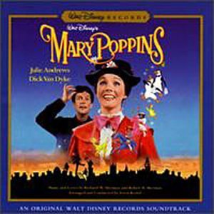 Mary Poppins: An Original Walt Disney Records Soundtrack (1964 Film)
