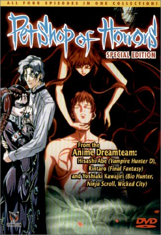 Pet Shop Of Horrors DVD