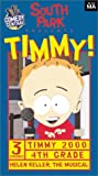Timmy DVD cover