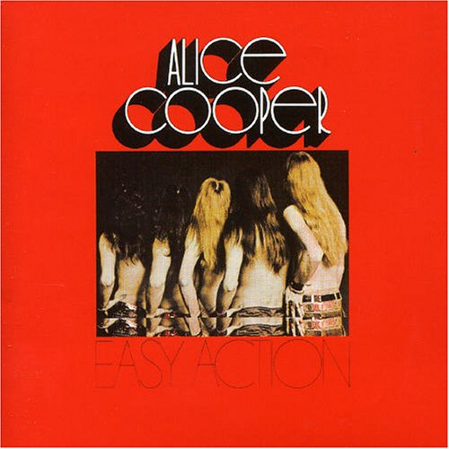 Easy Action by Alice Cooper album cover