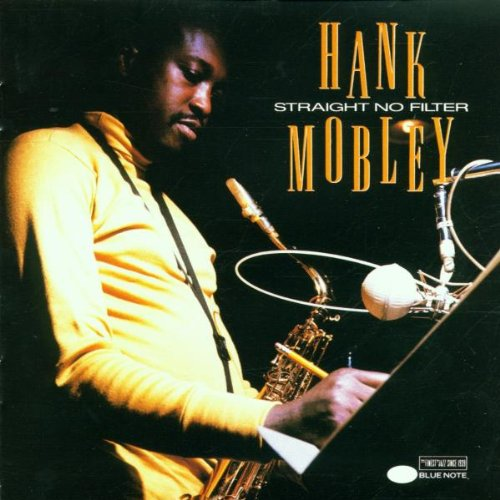 Hank Mobley - Straight No Filter - LP Cover