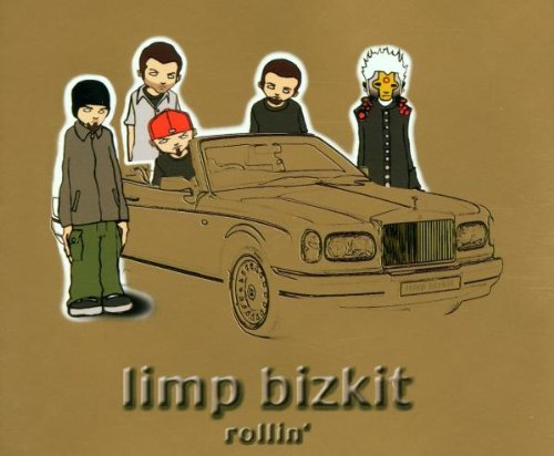Rollin' (Urban Assault Vehicle) [Holland CD]