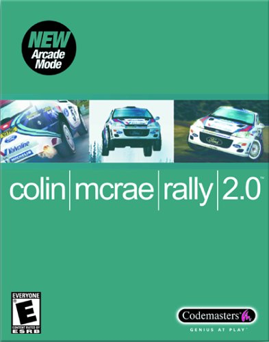Colin McRae Rally 2 by Codemasters
