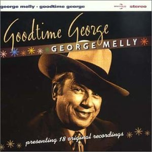 Original album cover of Goodtime George by George Melly