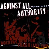 album art by Against All Authority
