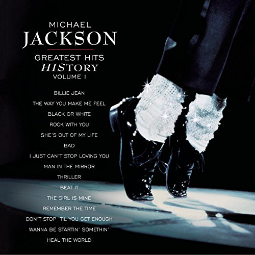 Michael Jackson - Vol. 1-Greatest Hits History