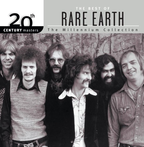 Rare Earth - The Only Classic Rock Album You