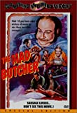 The Mad Butcher - movie DVD cover picture