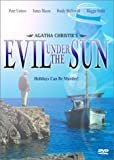 Evil under the Sun - movie DVD cover picture