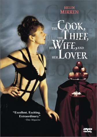 Cook, the Thief, His Wife & Her Lover, The / �����, ���, ��� ����, � �� �������� (1989)