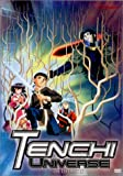 Tenchi Universe - Volume 8 - The Last Battle - movie DVD cover picture