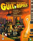 Alfred Guitropolis for PC and Macintosh