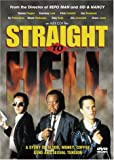 Straight to Hell - movie DVD cover picture